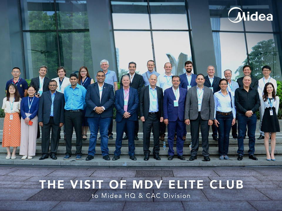 Midea MDV CAC Elite Club